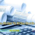 Bảng báo giá dịch vụ kế toán, tư vấn thuế, báo cáo tài chính
