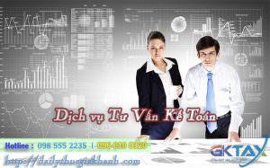 Dịch vụ tư vấn kế toán