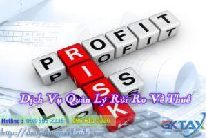 dịch vụ quản lý rủi ro doanh nghiệp