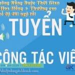 Tuyển Dụng CTV Kinh Doanh Dịch Vụ Kế Toán Thuế