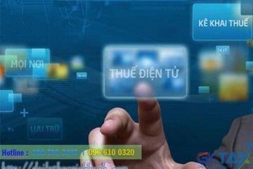 Ban hành tài liệu hướng dẫn sử dụng dịch vụ thuế điện tử (Etax)