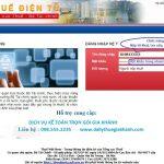 Hướng dẫn đăng nhập hệ thống ETAX (thuedientu.gdt.gov.vn)